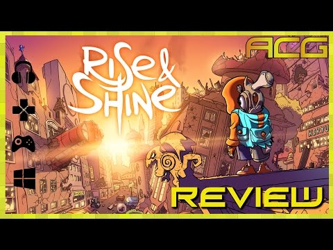 "Rise and Shine Review ""Buy, Wait for Sale, Rent, Never Touch?"" - YouTube video thumbnail"