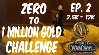 Make Millions w/ 8 1 5 Alchemy Trick! BFA Gold Making - hikons