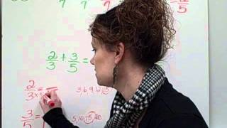 Adding and Subtracting Fractions-Christine Munafo's Flipped Classroom-4th grade STEM