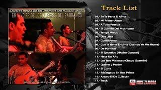 """Lacho Ft. Enrique Los Del Arroyo Ft. Cris MG (En Vivo Fp Alegres Del Barranco 2016) """"DISCO COMPLETO"""""""