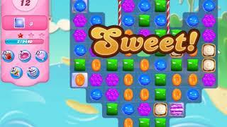 Candy Crush Saga Level 4219 NO BOOSTERS