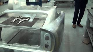 preview picture of video 'Aston Martin Works Factory Tour'