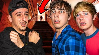 The Terrifying Night We'll NEVER Forget.. (Most Haunted Hotel)
