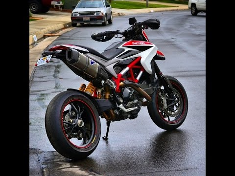 Ducati Hypermotard SP 821 I BOUGHT ONE!!!
