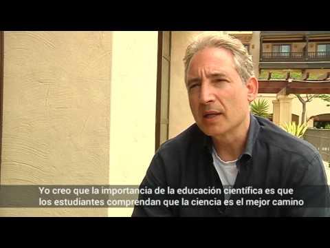 La educación científica según Brian Greene