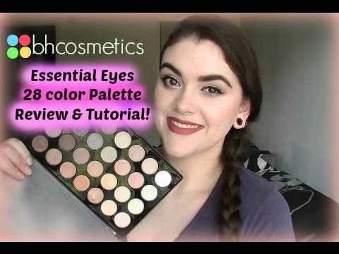 Nude Lips 28 Color Lipstick Palette by BH Cosmetics #7
