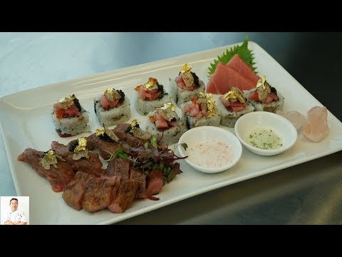 WTF Sushi For $1000.00 – Your LAST Sushi Meal On Earth