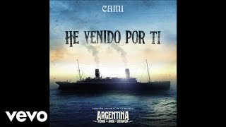 Music video by Cami performing He Venido Por Ti (Audio). © 2019 Universal Music Chile  http://vevo.ly/tUBXy6