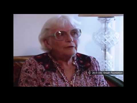 ניצולות השואה, חנה קוטליצקי ואליזבט בראון, מספרות על רצח המוני בבאוטצן במהלך צעדת המוות