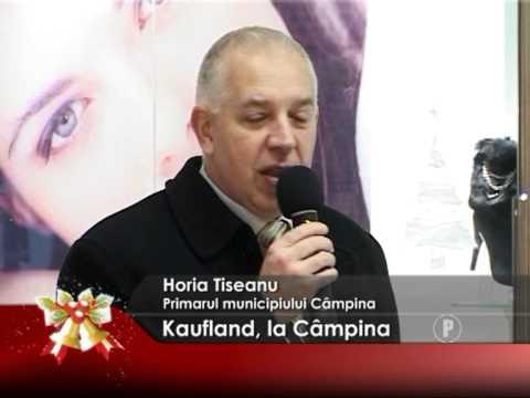 Kaufland, la Câmpina