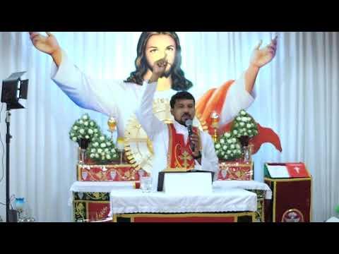 Fr. Daniel Poovannathil Live Streaming, Mount Carmel Saturday Bible study. 22-06-2019