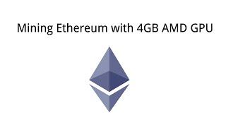Ethereum Mining AMD GPU-Software
