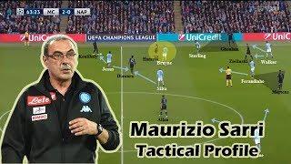 Maurizio Sarri - Tactical Profile - Welcome To Chelsea