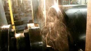 "42""lucas horizontal boring mill Taper bore DSCF1112/"