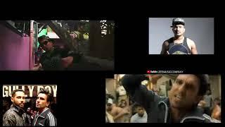 NAEZY DA BAA vs Ranveer Singh | Mere Gully Mein