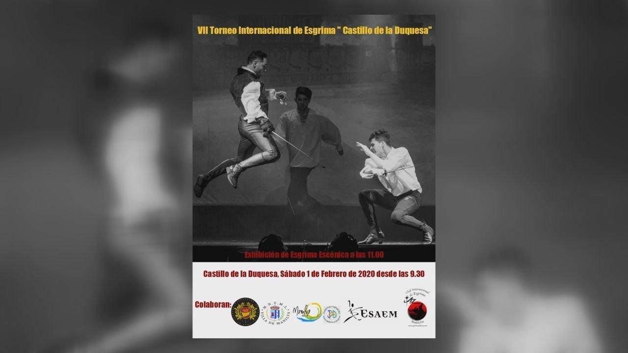 VII TORNEO INTERNACIONAL DE ESGRIMA