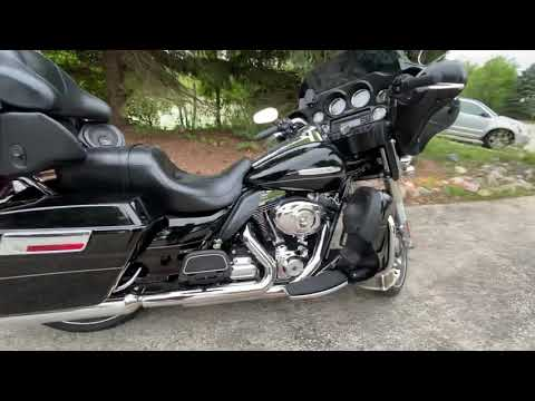 2011 Harley-Davidson Electra Glide® Ultra Limited in Muskego, Wisconsin - Video 1