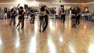 Elegant Rumba/Shiva Latina 6-Wk Performance Class Debut \