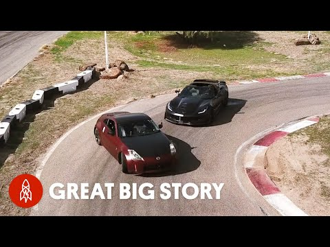 The Stunt-Driving Family Taking Over Hollywood