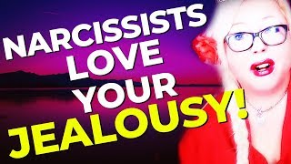 This is Why Narcissists Want You to Be Jealous: New Research Will Shock You