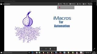Cмена ip — Автоматическая смена цепочки Tor