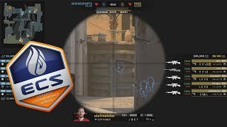 ECS S6 - FaZe vs Mousesports - de_stroyed - Highlights - CS:GO