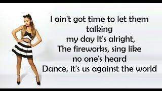 Ariana Grande  they don't know lyrics
