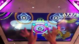 【Beatstream】ビビットストリーム(NIGHTMARE)   PERFECT