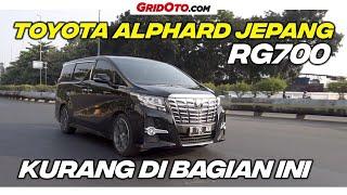 Terbongkar! Begini Beda Toyota Alphard IU dengan Versi APM Menurut RG700 | GridOto
