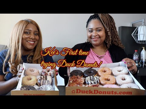 Kee & T Donut Review