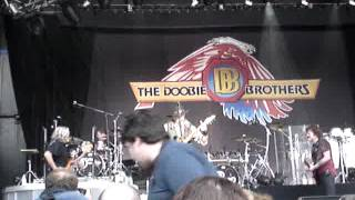 Clear As The Driven Snow Doobie Brothers Live Jones Beach Theater NY 8/18/12 Patrick Simmons