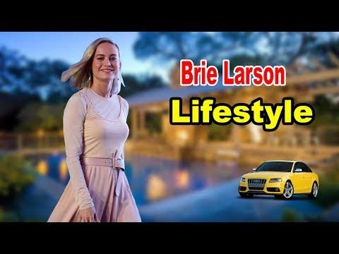 Brie Larson - Lifestyle, Boyfriend , Family, Net Worth, Biography 2020   Celebrity Glorious