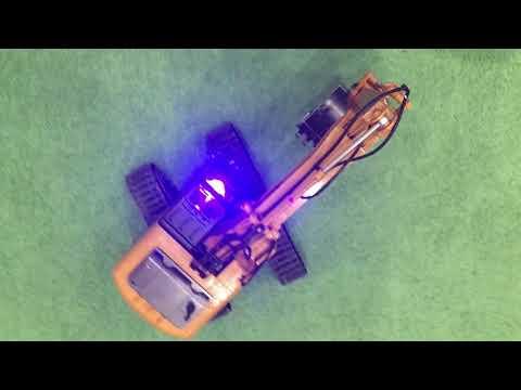 👉Радиоуправляемая модель внедорожника RC Die-cast Excavator Pilotage RC47809 | Радиоуправляемые игрушки | Обзоры | Клуб DNS