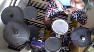 Can i say - Dag Nasty - Drum cover