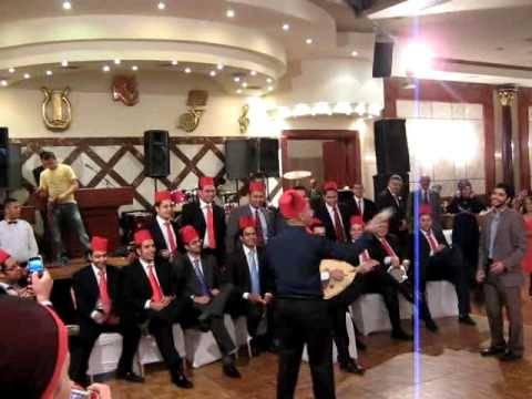 Ahmed Swidan And Ola Fathy Wedding - Friends Surprise Takht Mp3