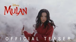 Mulan - Official Teaser