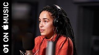 Jorja Smith : 'Let Me Down' ft. Stormzy [CLIP] | Beats 1 | Apple Music