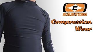 Easton Compression Shirt & Hoyt Arm Warmer Sleeves