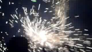 preview picture of video 'FESTA MAJOR DEL PLA DEL PENEDÉS 2008-CORREFOC (2)'