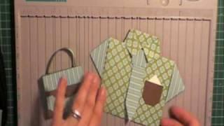 Small Mens Briefcase Gift Box