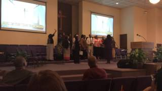 "Joliet Church of God Combined Choir sings ""Jesus, You're Beautiful"" by CeCe Winans"