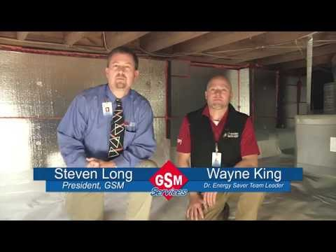 See how sealing and encapsulating your crawl space can save you money and keep your crawl space dry and clean year round.
