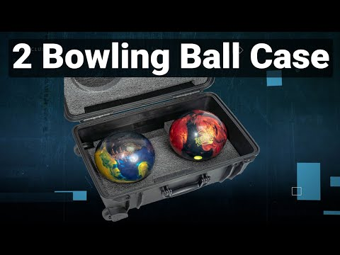x2 Bowling Ball Case - Featured Youtube Video