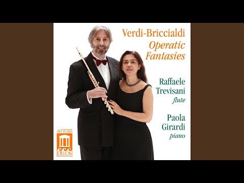 Delos Presents: Verdi-Briccialdi Operatic Fantasies for