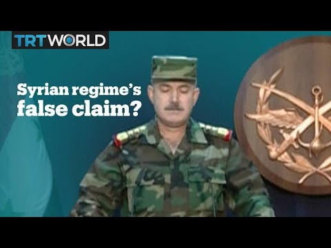 US military denies Syrian regime's claim it entered Manbij