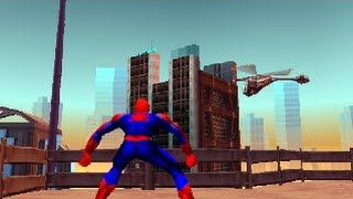 Playstation Greatest Hits: Spider-Man Game Review (PS1)