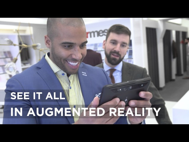 Augmented Reality Shopping Experience - Sur Mesur