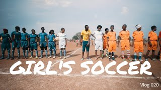 Girls Soccer Tournament | Peace Corps Vlog 020