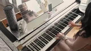 Cardi B I Like It   Instrumental Piano Cover | Chloe Flower