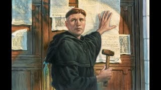 Великий реформатор - Мартин Лютер